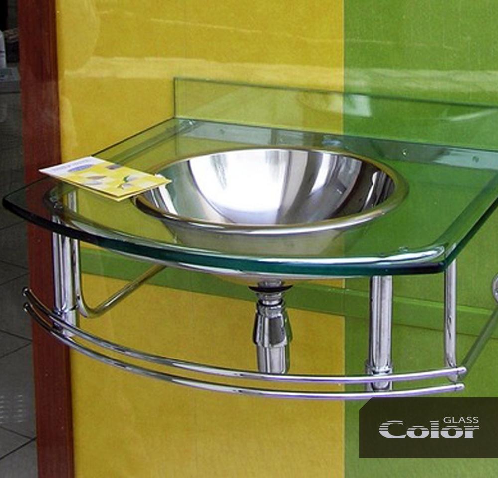 Стъклени мивки по поръчка