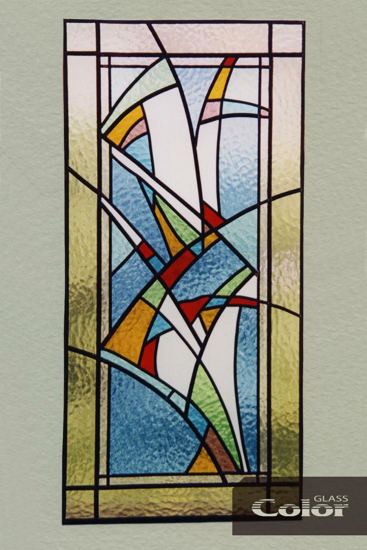 Витражи от стъкло