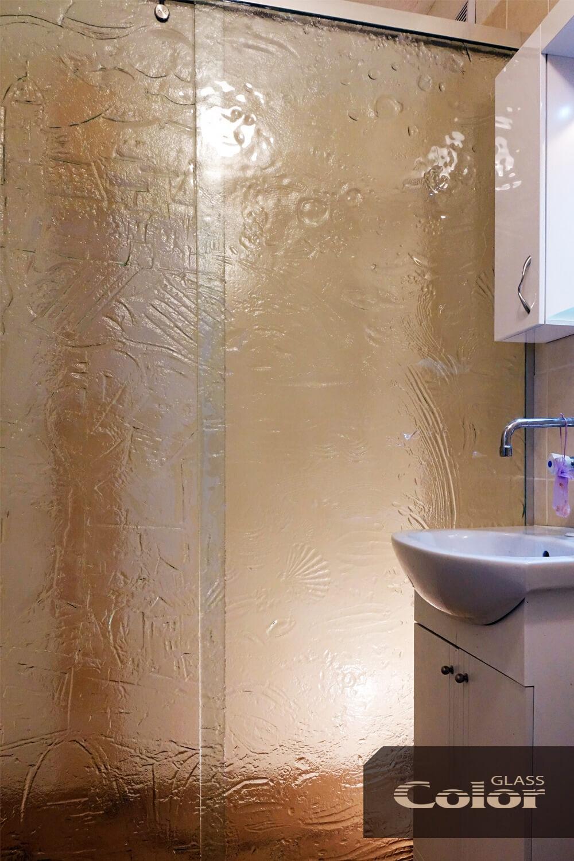 луксозна душ кабина от стъкло